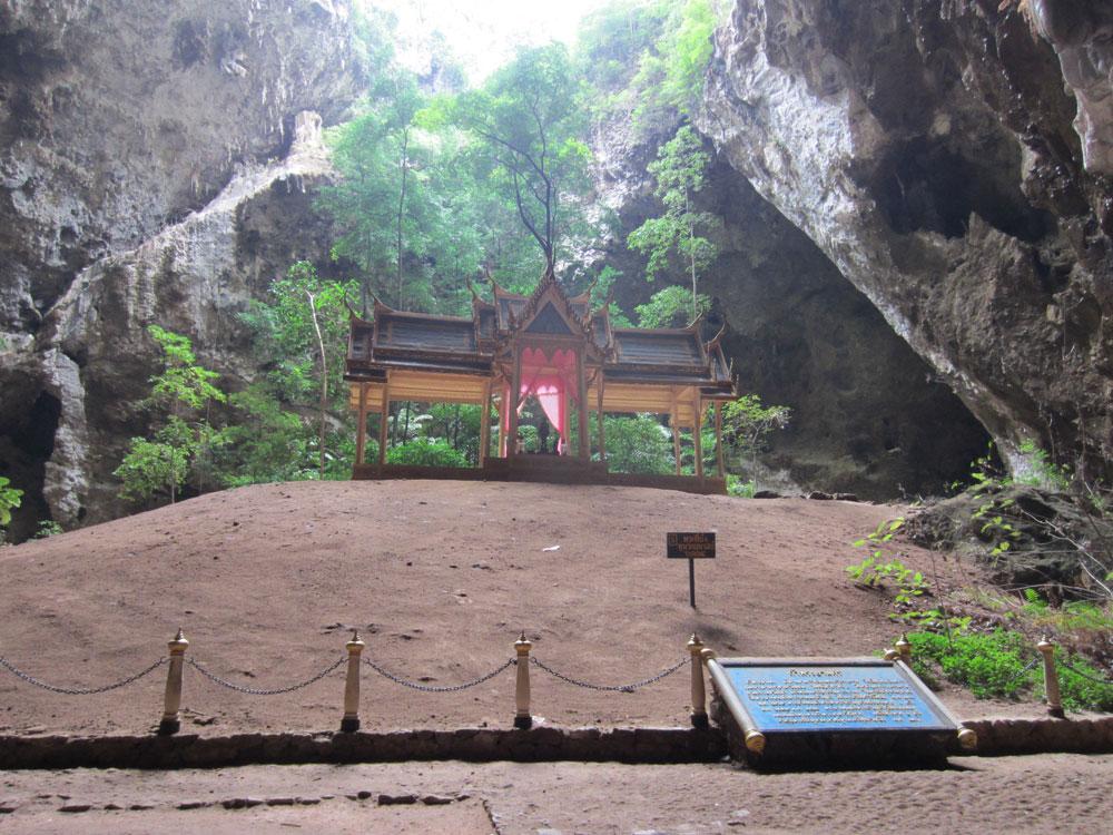Tham-Phraya-Nakhon-Cave