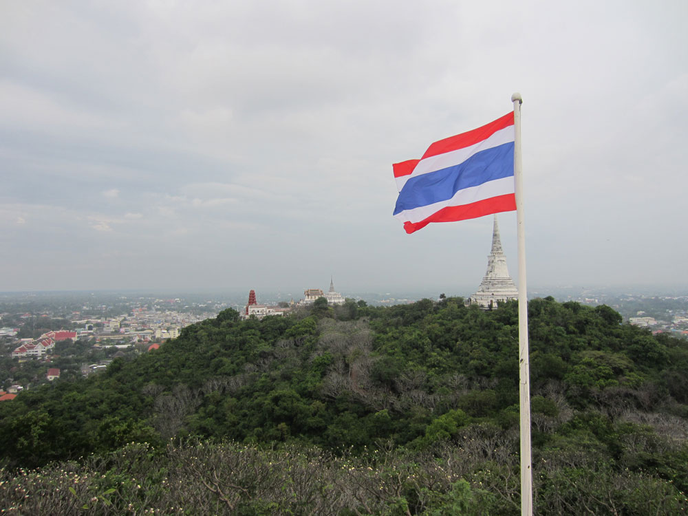 Phra-Nakhon-Khiri-Royal-Palace-and-Mountaintop-Temple